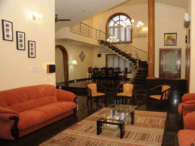 5 BHK Fully Furnished Posh Villa for Sale at Cheroor, Thrissur.