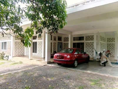 3600 SqFt, 3 BHK Beautiful House on 77 Cents for Sale at Karukutty