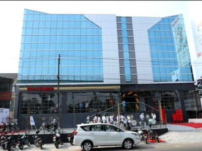 20000 SqFt Building on 18 Cent for Sale at Ernakulam