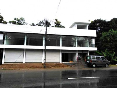 Brand New Commercial Building  for Rent at Chengannur, Alappuzha.