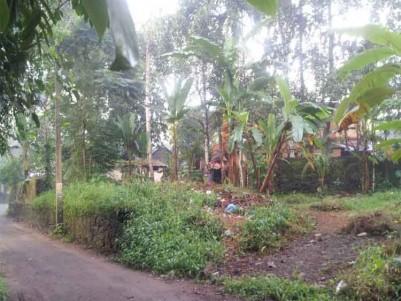 21 Cents of Residential Land for Sale at Kumaranalloor, Kottayam.