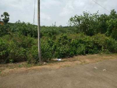 Residential Land for Sale Near Vyasa College & Vyasagiri Ashram Wadakkancherry, Thrissur.