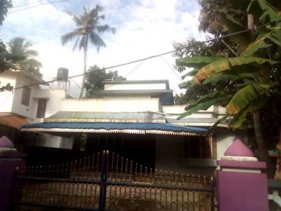 14.5 Cent, 1400 SqFt, 3 BHK House for Sale at  Thiruvamkulam, Ernakulam