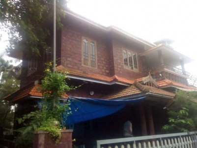 1500 SqFt, 3 BHK House on 3 Cent for Sale at Tripunithura, Ernakulam