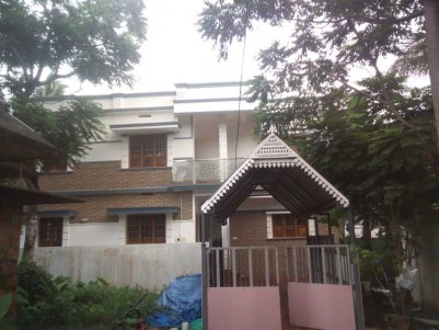 1500 SqFt, 3 BHK New House on 4 Cent for Sale at Marad, Ernakulam
