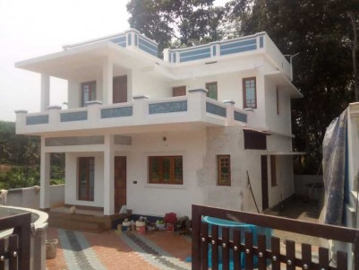 1400 SqFt, 3 BHK New House on 4.350 Cent for Sale at Chotanikara, Ernakulam