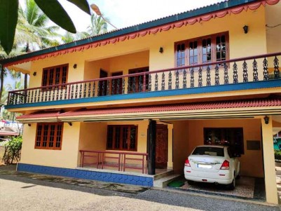 Fully Furnished Independent House for Sale at Pattikad, Thrissur.