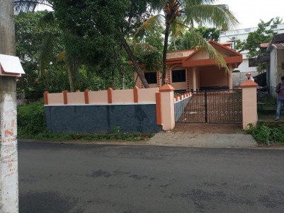 1200 Sq Ft 2 BHK Independent House for Sale at Changanaserry, Kottayam.