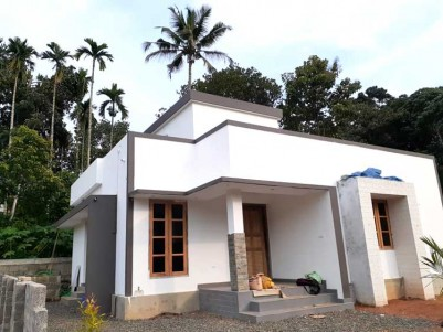 1020 SqFt New House on 4 cents for Sale at Mulanthuruthy