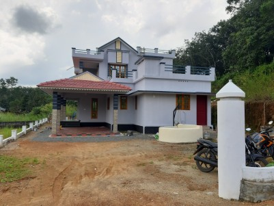 Brand New 4 BHK House for Sale within Mallapally town, Pathanamthitta.