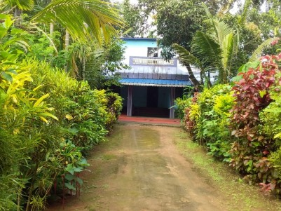 4 BHK House with 98 Cents of Land for Sale at Puthukkad, Thrissur.