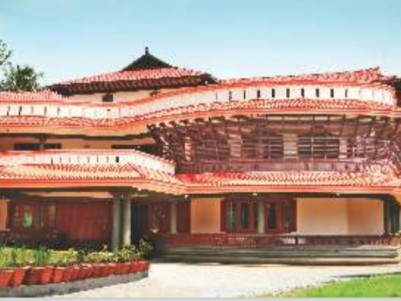 """""""Ayurgruham """"- Multi Specialty Ayurveda Hospital and Research Center for Sale at Kothamangalam."""
