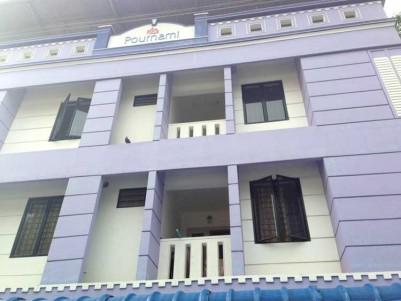 3 BHK, 1200 SqFt Semi-furnished House for Sale at Edappally, Ernakulam