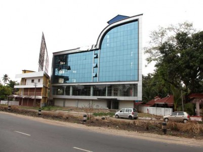 5 Floor Commercial Building for Sale at Ernakulam (Near to Aroor)
