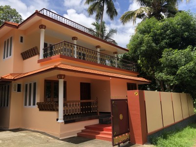 4BHK independent House for Sale at Karumom / Melancodu, Trivandrum.
