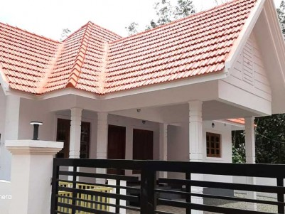 3 BHK, 1550 SqFt New House on 8.25 Cents   for Sale at Near Privithanam Church, Pala
