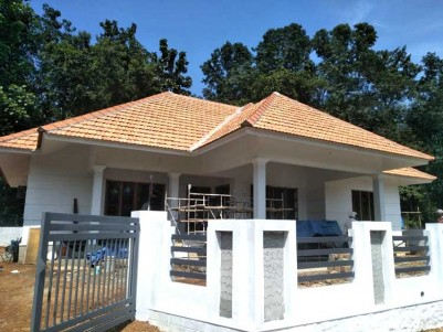 3 BHK, 1650 SqFt House on 10 Cents for Sale at Poovarany, Pala