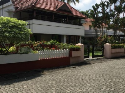 Fully Furnished Posh Villa for Sale at Kochukadavanthra, Ernakulam.