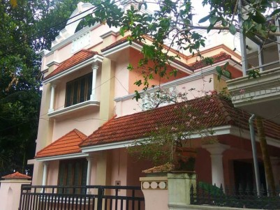 3 BHK, 1600 SqFt House on 4 Cents for Sale   at Varapuzha, Puthanpalli, Ernakulam