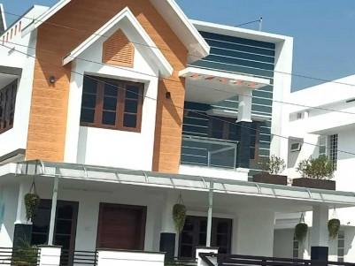 1900 SqFt, 3 BHK House on 3 Cent for sale at Kakkanad, Kangerapadi, Ernakulam