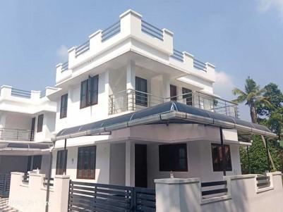 1700 SqFt, 3 BHK House on 3 Cent for sale at Kakkanad, Kangerapadi, Ernakulam