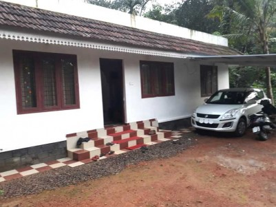 1.22  Acre Residential Land with Old House for sale at Karimkunnam, Mattathippara, Thodupuzha