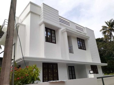 3 BHK, 1250 SqFt New House in 3.350 Cent for sale at Puthiyakavu, Tripunithura, Ernakulam