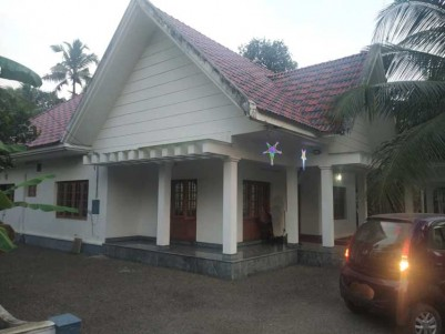 27 Cents of Land with 2950 SqFt, 4 BHK House for sale at Ettumanoor - Kottayam