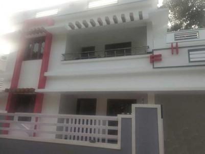 2400 SqFt, 4 BHK New House on 7 Cents for sale at Shutterkavala - Ettumanur - Kottayam
