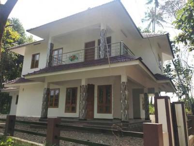 3 BHK Nice House on 9 Cents of land for sale at Science City - Kuravilangadu - Kottayam