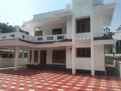 2200 SqFt, 4 BHK House  in 14 Cents for sale at Near Athirampuzha, Kottayam