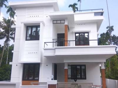 1600 SqFt, 3 BHK House in 4 Cents for sale at Varapuzha - Koonammavu (Chirayam) - Ernakulam