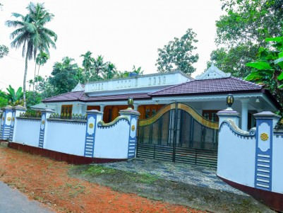 1500SqFt,3BHK House in 8Cent For Sale at Muvattupuzha,Ernakulam