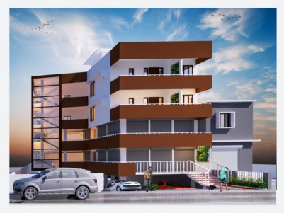 35000 SqFt Commercial cum Residential building in 16.5 Cent for sale at Kottayam