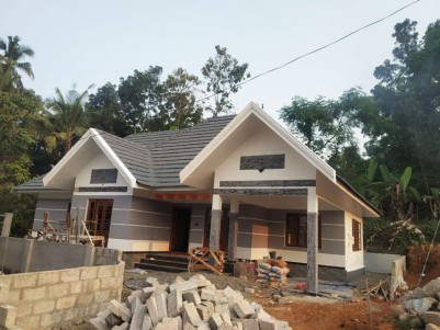 3 BHK, 1500 SqFt Beautiful House for sale at Kottayam