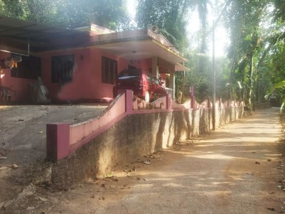 50 Cent land with old House for sale at Annadivayal, Kottayam