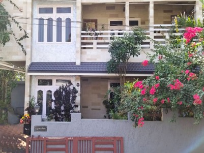 2200 SqFt, 3 BHK Fully Furnished House in 5 Cents for Sale @ Chemmamppally-Triprayar