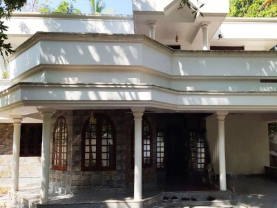 4000 SqFt House in 32 Cents for sale at Peringottukara, Triprayaar