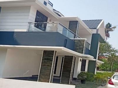 3 BHK Semi Furnished House for sale at Kakanad, Ernakulam