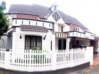 10.5 Cent Gated community villa for sale near Vadavathoor - Kottayam