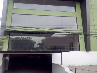 New commercial building for sale near Kathrikkadavu church, Ernakulam