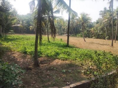 1 Acre Highway frontage Residential land for sale at Ikombu - Pala - Kottayam