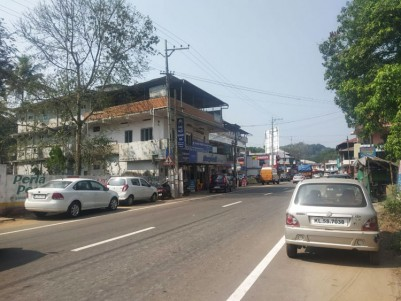 15.5 Cents of Commercial land for sale at Kollapally Town - Pala