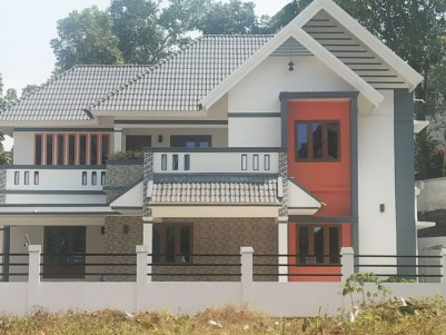 4 BHK, 2450 SqFt New House in 8.25 Cents for sale at Vadavathoor, Kottayam