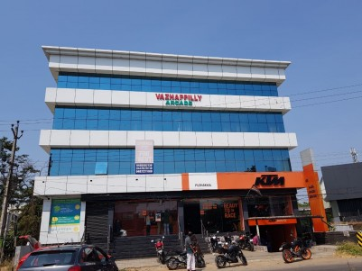 Commercial space for rent at Puzhakkal,Thrissur