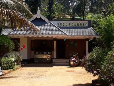 Running homestay in 16 Cents for sale at Munnar - Peechad