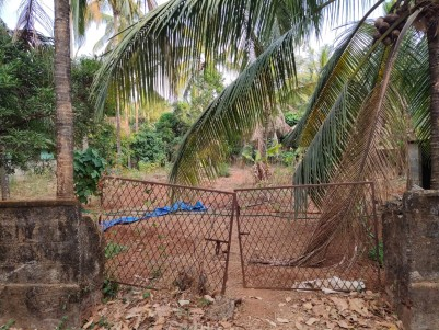25 Cents of Residential land for sale at Peramangalam, Thrissur