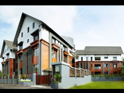 2026 SqFt, 3 BHK Semi Furnished Luxury Apartment for sale at Ernakulam