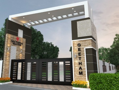 3BHK,1550SqFt Villa in Gated Community For Sale @ Ottapalam Town