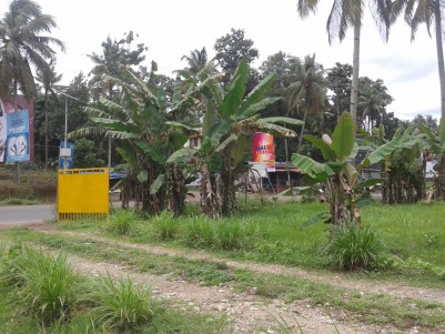 35 Cents of Residential land for sale at Panavely jn, Kottarakara, Kollam